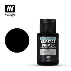 Gloss Black Primer - ml - Vallejo - VAL-73660