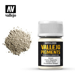 Pigment Desert Dust - 35ml - Vallejo - VAL-73121