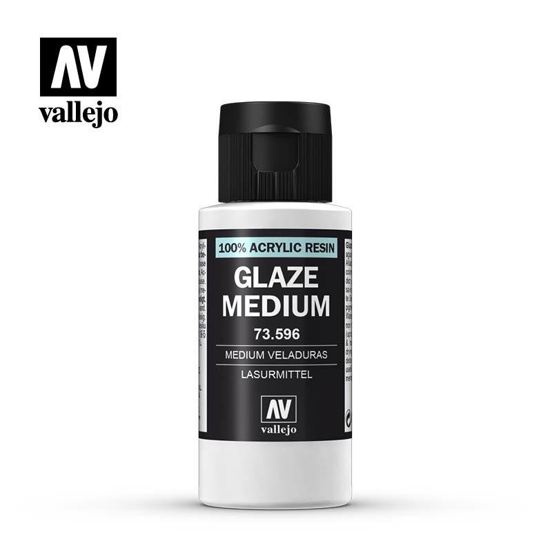 Vallejo Model Color - Glaze Medium - 60ml - Vallejo - VAL-73596