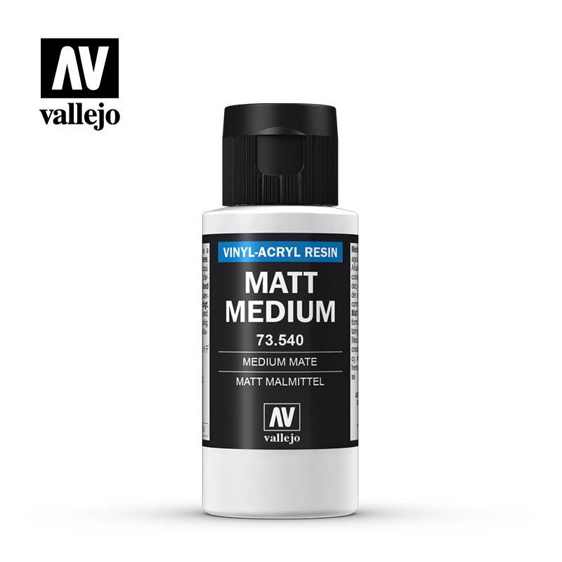 Vallejo Model Color - Matt Medium - 60ml - Vallejo - VAL-73540
