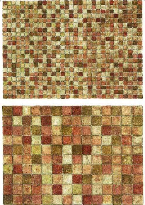 Verlinden Productions Floor Tile Sections - Scale 1/35 - Verlinden Productions - VLP-0031