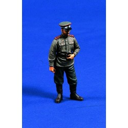 Russian Tank Officer WWII - Scale 1/35 - Verlinden Productions - VLP-0290