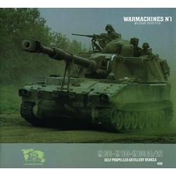 Warmachine 1 M108/109 - Verlinden Productions - VLP-0496
