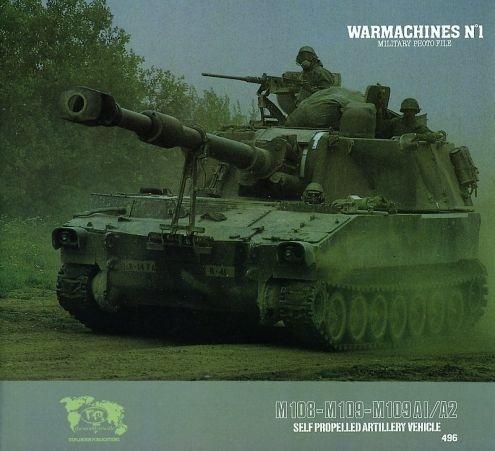 Verlinden Productions Warmachine 1 M108/109 - Verlinden Productions - VLP-0496