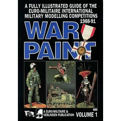 War Paint Euromil. Vol.I - Verlinden Productions - VLP-0693
