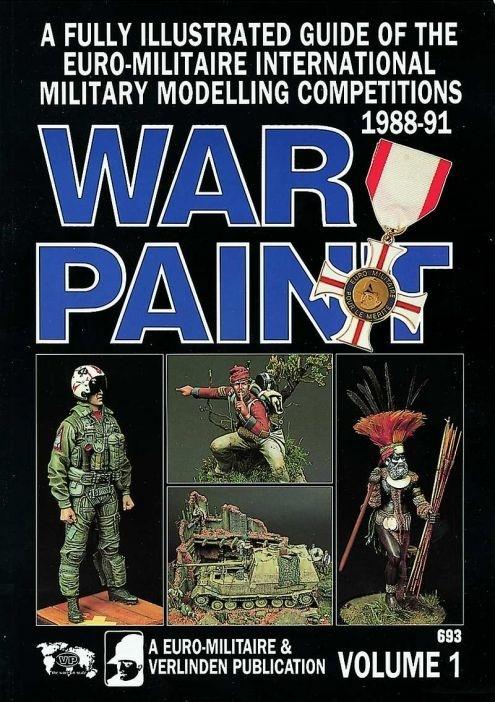 Verlinden Productions War Paint Euromil. Vol.I - Verlinden Productions - VLP-0693