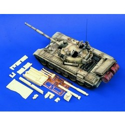 T-72 M1 Update for Tamiya kit 35160 - Scale 1/35 - Verlinden Productions - VLP-0781