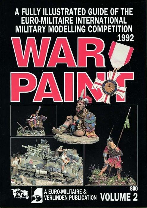Verlinden Productions War Paint Euromil. Vol II - Verlinden Productions - VLP-0800