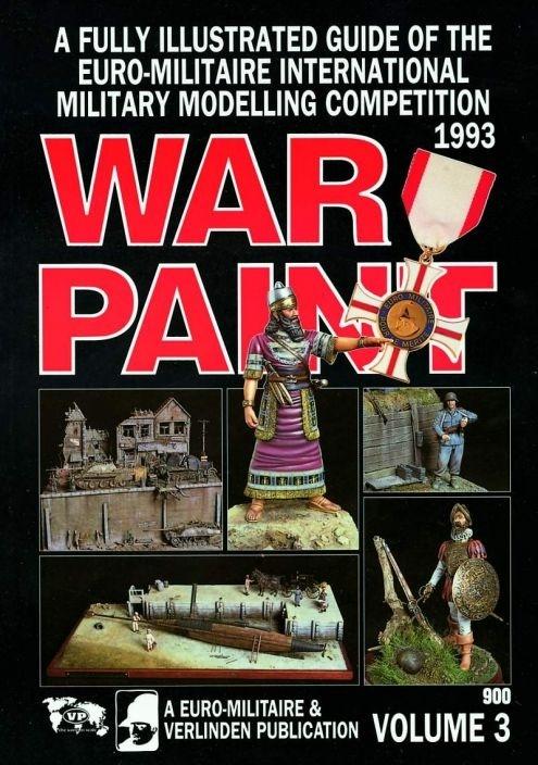 Verlinden Productions War Paint Euromil.Vol.III - Verlinden Productions - VLP-0900