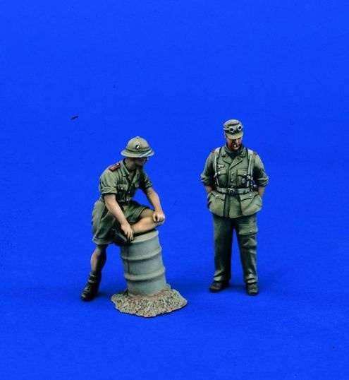 Verlinden Productions Afrika Korps Party - Scale 1/35 - Verlinden Productions - VLP-0950
