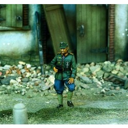 German Mountain General WWII - Scale 1/35 - Verlinden Productions - VLP-1172