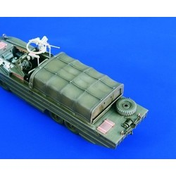 DUKW Canvas Cover (for Italeri) - Scale 1/35 - Verlinden Productions - VLP-1910
