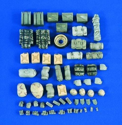 Verlinden Productions Marines LAV Stowage Iraq - Scale 1/35 - Verlinden Productions - VLP-2052
