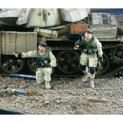 Us Special OPS Iraq - Scale 1/35 - Verlinden Productions - VLP-2176