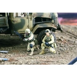 US Infantry Iraq - Scale 1/35 - Verlinden Productions - VLP-2183