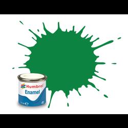 Emerald Gloss - 14ml - Humbrol - Hul-E002