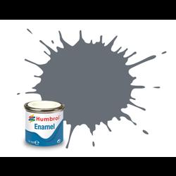 Dark Ad Grey Gloss - 14ml - Humbrol - Hul-E005