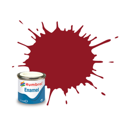 Crimson Gloss - 14ml - Humbrol - Hul-E020