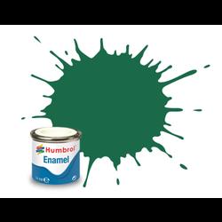 Dark Green Matt - 14ml - Humbrol - Hul-E030