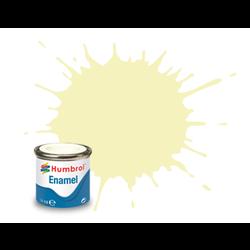 Ivory Gloss - 14ml - Humbrol - Hul-E041