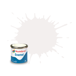 White Gloss - 14ml - Humbrol - Hul-E022