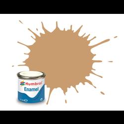 Brown Yellow Matt - 14ml - Humbrol - Hul-E094