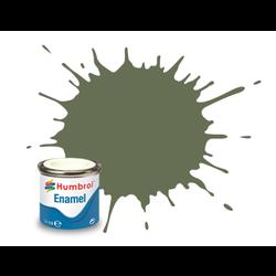 Ocean Grey Matt - 14ml - Humbrol - Hul-E106