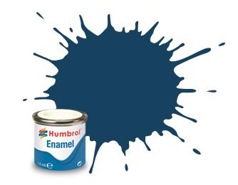 Humbrol Oxford Blue Matt - 14ml - Humbrol - Hul-E104
