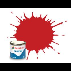 Italian Red Gloss - 14ml - Humbrol - Hul-E220