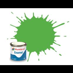 Fluor.Gl Signal Green - 14ml - Humbrol - Hul-E208