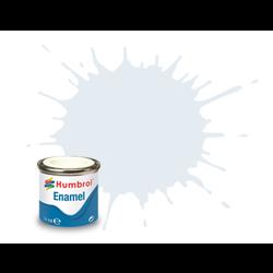 Chrome Silver Metallic - 14ml - Humbrol - Hul-E191
