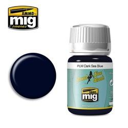 PLW Dark Sea Blue - A.Mig-1603