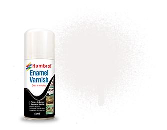 Humbrol Acrylic Varnish Matt - Spuitbus 150ml - Humbrol - Hul-D6049