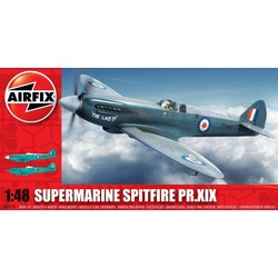 Supermarine Spitfire Mkxix  - Scale 1/48 - Airfix - AIX A05119
