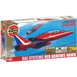 Red Arrow Hawk Gift Collection - Scale 1/48 - Airfix - AIX A50031A