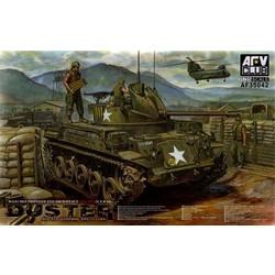 M42A1 Self Propelled Anti-Aircraft Gun  - Scale 1/35 - AFV-Club - AFVAF35042