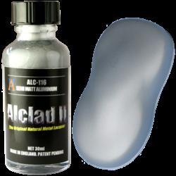 Semi Matt Aluminium - 30ml - Alclad II - ALC116