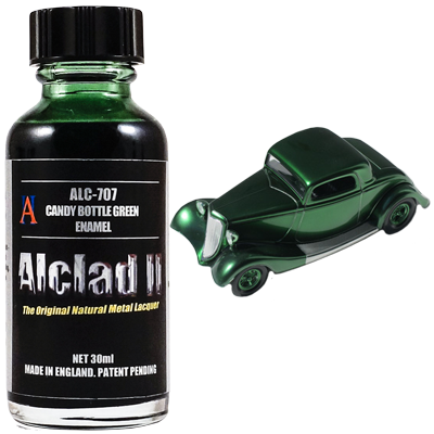 Alclad II Candy Bottle Green - 30ml - Alclad II - ALC707