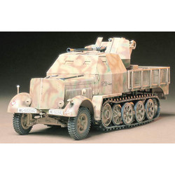 German Flak 37 Sd.Kfz.7/2 - Scale 1/35 - Tamiya - TAM35144