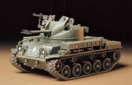 Tamiya U.S. M42 Duster - Scale 1/35 - Tamiya - TAM35161