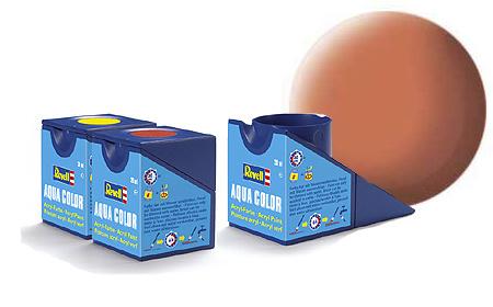 Revell Aqua Luminous Orange Matt - 18ml - Revell - RV36125