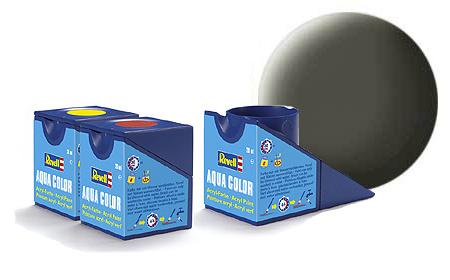 Revell Aqua Nato Olive Matt - 18ml - Revell - RV36146