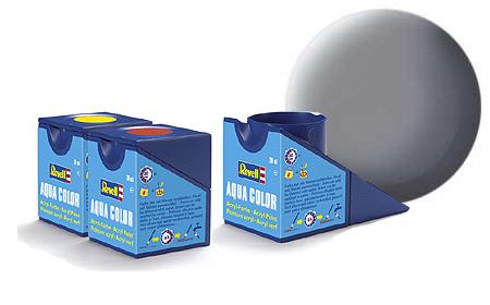 Revell Aqua Mouse Grey Matt - 18ml - Revell - RV36147