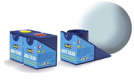 Revell Aqua Light Blue Matt - 18ml - Revell - RV36149