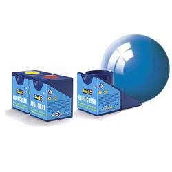 Aqua Light Blue Gloss - 18ml - Revell - RV36150