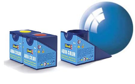 Revell Aqua Light Blue Gloss - 18ml - Revell - RV36150
