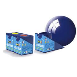 Aqua Ultramarine-Blue Gloss - 18ml - Revell - RV36151