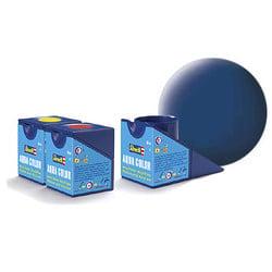 Aqua Blue Matt - 18ml - Revell - RV36156