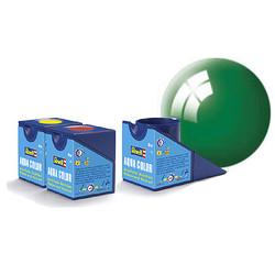 Aqua Emerald Green Gloss - 18ml - Revell - RV36161