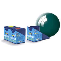 Aqua Sea Green Gloss - 18ml - Revell - RV36162